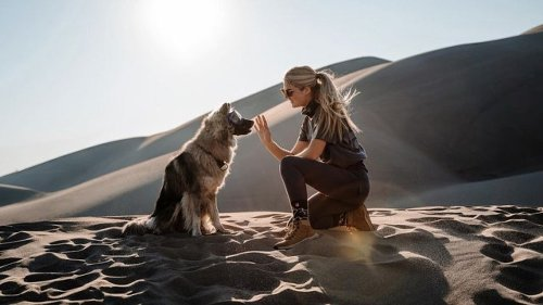 Tamron Recipes with Molly Dombroski: Pet photography