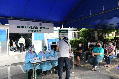 RECAP: Thailand finds 1,540 domestic infections among 1,543 new Covid-19 daily cases in past 24 hours, with vast majority in Bangkok - The Pattaya News