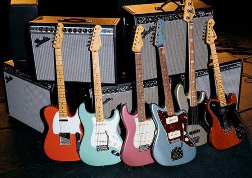 Top 5 Best Fender Guitar picks 2021 - instroreview.com
