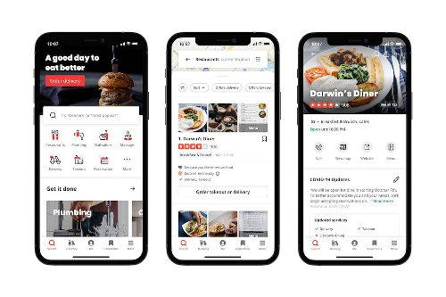 How Yelp is planning a comeback with reservations and pickup tools