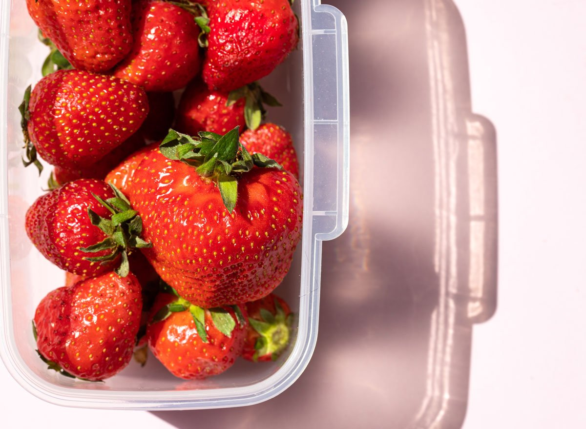What Happens to Your Body When You Eat Strawberries