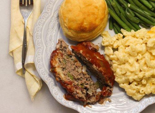 Copycat Cracker Barrel Meatloaf Recipe | Eat This Not That