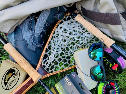 Trout & Feather: September '21 - Casting Across
