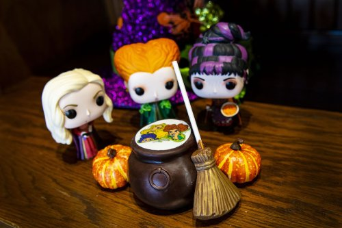 #DisneyMagicMoments: Conjuring Up the Magic – Recipes for Your Halfway2Halloween Celebration - The Main Street Mouse