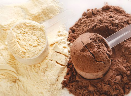 The Scary Ingredient In Protein Powder | Eat This Not That