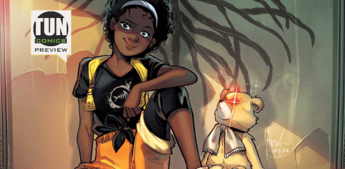 Comics Preview | May 5th 2021 - The Unheard Nerd