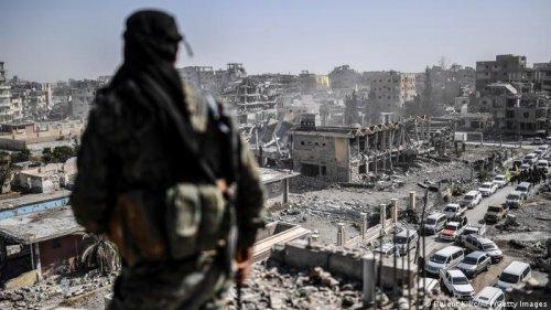 Kurdish Forces Warn: Daesh Is Rebuilding In Syria - Smartencyclopedia