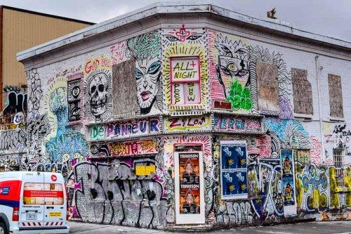 Exploring Montreal Canada's Street Art Scene