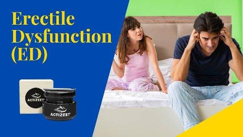 Roles Of Shilajit For Erectile Dysfunction (ED)