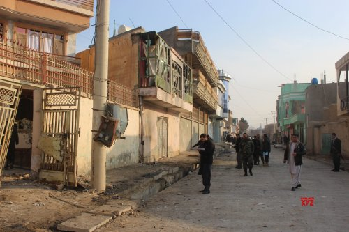 Afghanistan: Taliban attack on a border town repulsed » Wars in the World