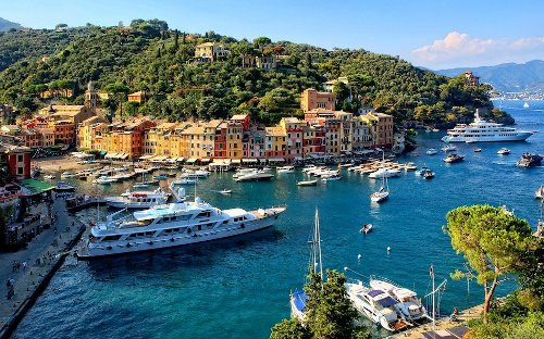 Spoil Yourself at Chuflay Restaurant in Portofino Italy