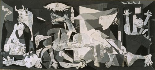 THE SAD HISTORY OF GUERNICA, THE MASTERPIECE OF PABLO PICASSO - Smartencyclopedia