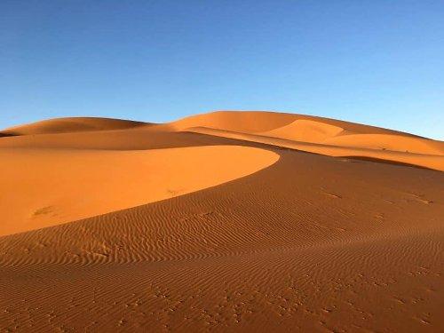Morocco Desert Tours: Sand Boarding in the Sahara