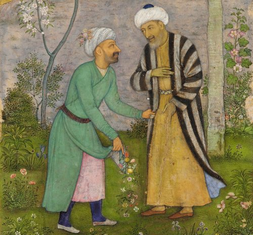 """""""Beholding Beauty: Sa'di of Shiraz and the Aesthetics of Desire in Medieval Persian Poetry"""" by Domenico Ingenito"""