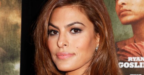 Eva Mendes' Insecurities From Her 20s Included Her 'Weird' Face to 'Odd' Bone Structure