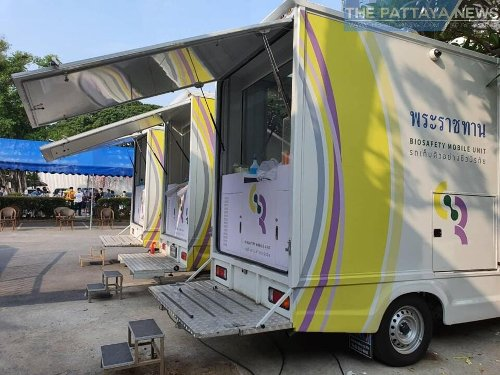 RECAP: Thailand announces 1,544 new daily domestic cases of Covid–19, 3 imported with two new reported deaths - The Pattaya News