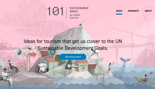 101 idées pour un tourisme durable ! | OTB