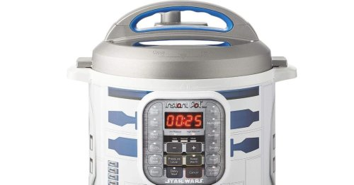 Star Wars R2D2/Darth Vader Instant Pot Cookers: $60 ahead of May the 4th (Reg. $100) - 9to5Toys