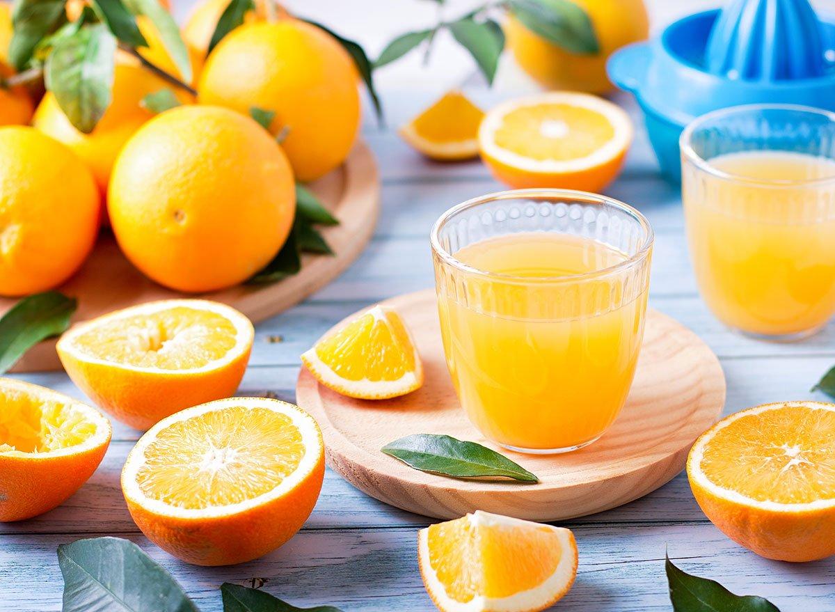 Secrets About Fruit Juice Hiding In Your Glass