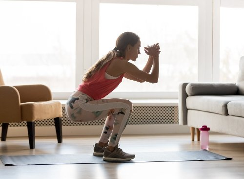 "The ""Bare Minimum"" Amount of Exercise You Need to Do to Be Fit, Says Study 