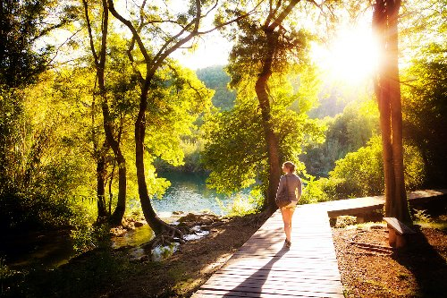 Are You Unhappy? Walk This Far Before Breakfast, Says Science | Eat This Not That