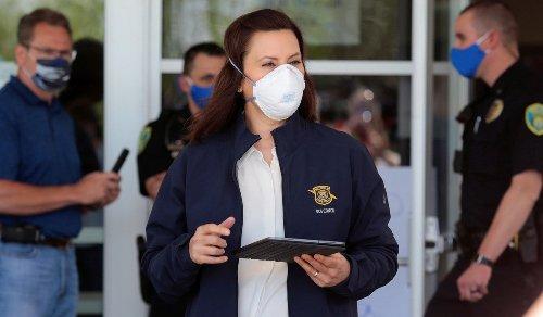 Gretchen Whitmer Resists Biden Administration on Coronavirus Lockdowns | National Review