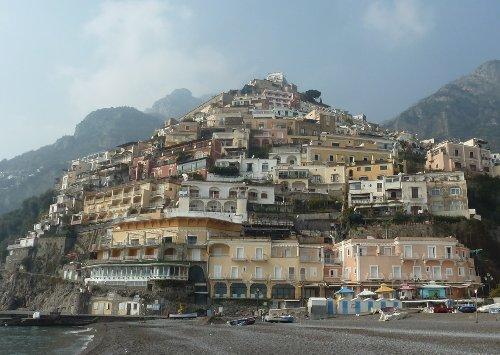 Positano Beach, Italy: Bellisimo!