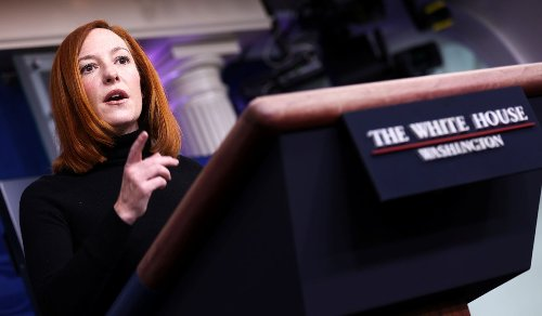 Psaki Says Migrant Surge 'Wasn't Really a Crisis,' Faults Media for Using the Term | National Review