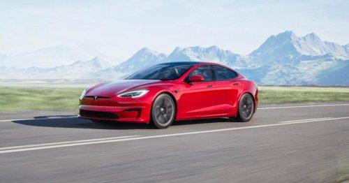 Elon Musk announces Tesla is canceling Model S Plaid+, don't really need more than 400-mile range - Electrek