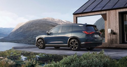NIO expands outside of China - starting with launching its electric vehicles in Norway