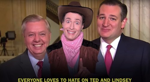 """Randy Rainbow unearth's lost show tune from Oklahoma!: """"Ted and Lindsey!"""" 