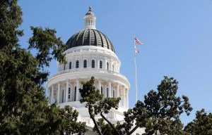 California now criticized from the left