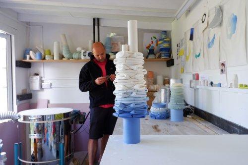 As Esculturas Contemporâneas Do Artista Cerâmico Steven Edwards - Smartencyclopedia   PT