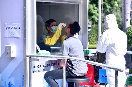 RECAP: Thailand reports 1,384 new confirmed Covid-19 domestic infections with three additional deaths with underlying conditions in past 24 hours - The Pattaya News