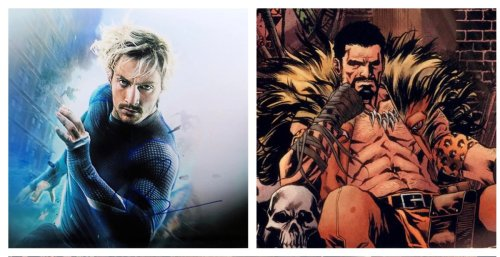 Didn't See That Coming: Aaron Taylor-Johnson Returns to Marvel with Sony's 'Kraven The Hunter'