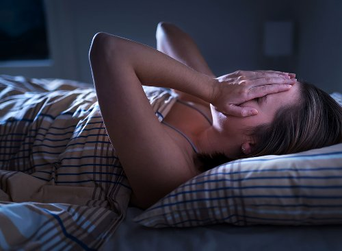 The Best Trick for Going Back to Sleep After Waking Up at Night