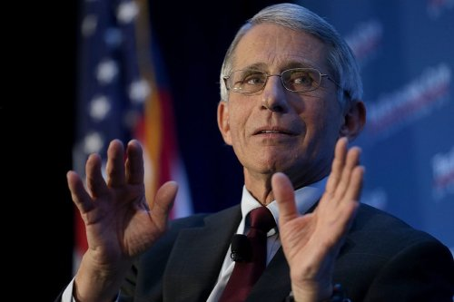 Dr. Fauci Just Issued This Important COVID Warning | Eat This Not That