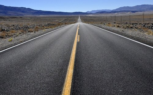 Driving Death Valley - the Highs and the Lows