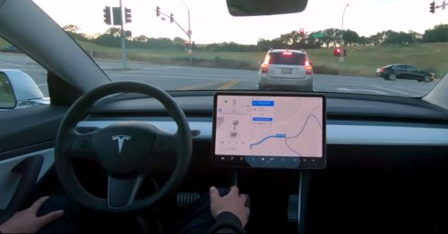 Tesla is now looking to hire self-driving car test drivers around the world - Electrek