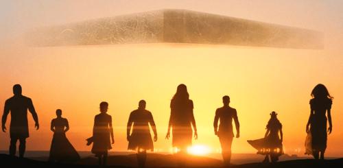 Marvel releases an epic full-length trailer for Eternals - The Unheard Nerd