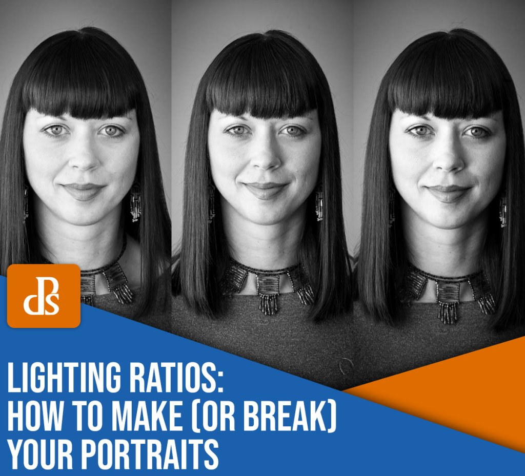 Portrait & Lighting - cover