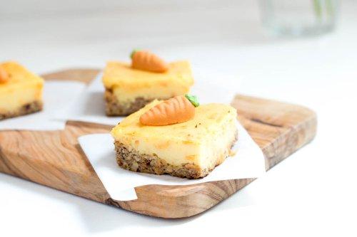 Glutenfreier Carrot Cheesecake - Törtchen - Made in Berlin