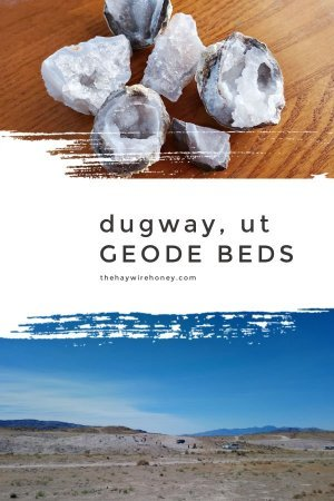 Tips for Rocking the Dugway Geode Beds