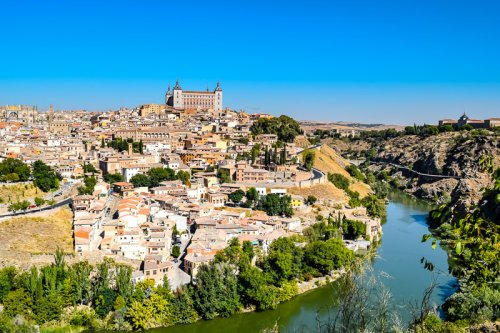 Day Trip to Toledo Spain: the City of Tolerance
