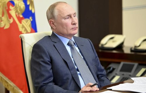 Putin Says There Are 2,000 Islamic State Members In Northern Afghanistan - Smartencyclopedia