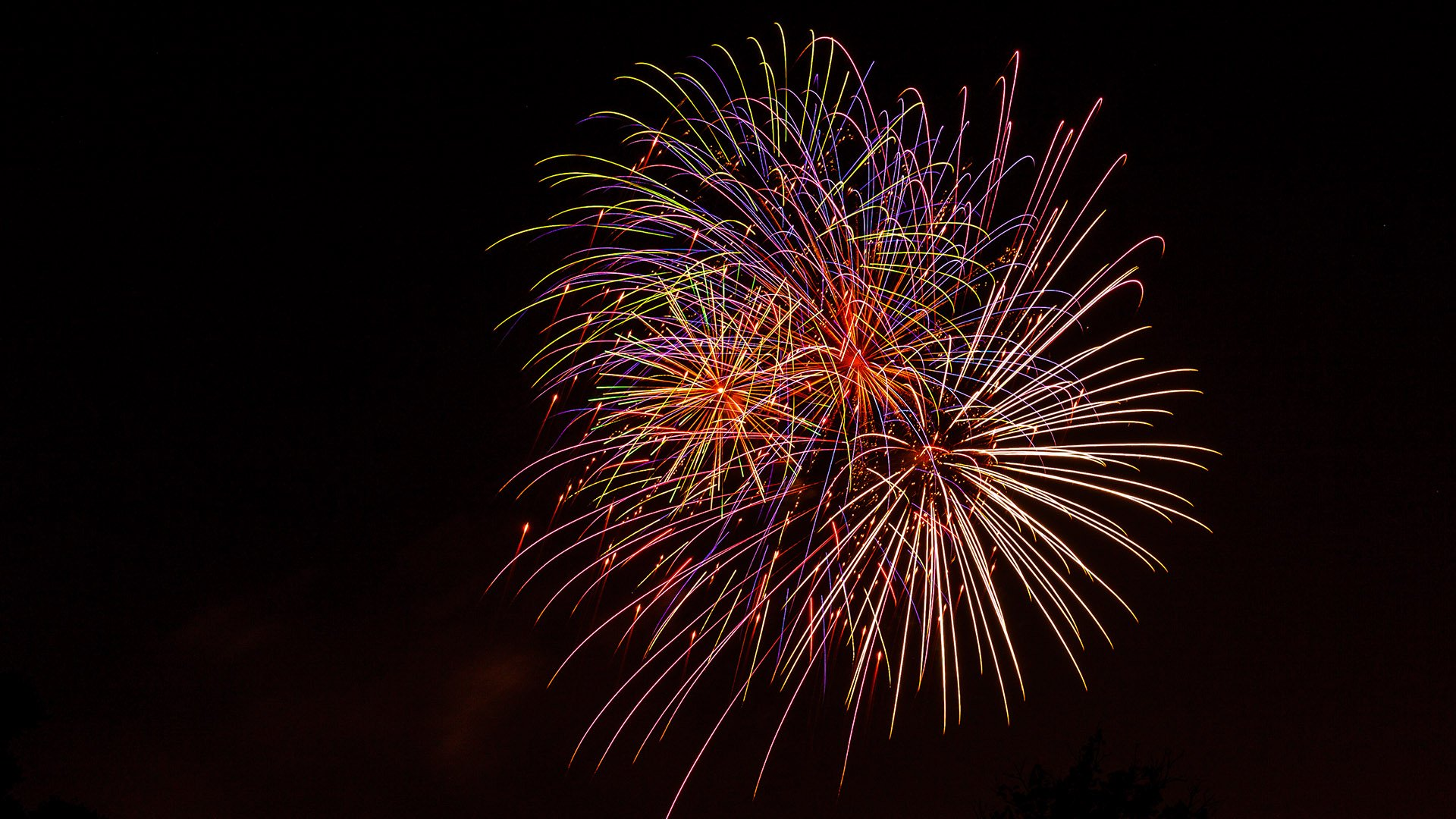 Quick Tip: Use a Black Card While Photographing Fireworks   Photofocus