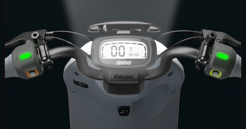 This new $350 electric moped was just unveiled, and could be US-bound