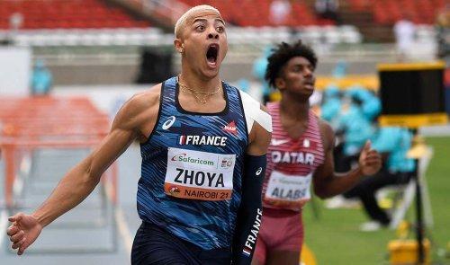 Sasha Zhoya : « Je Veux être L'un Des Plus Grands De Tous Les Temps Dans Les Obstacles » - Encyclopedie