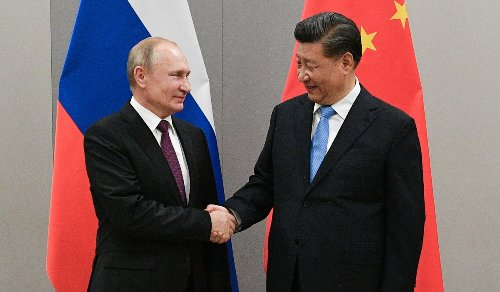 Putin's Chinese Yoke | National Review