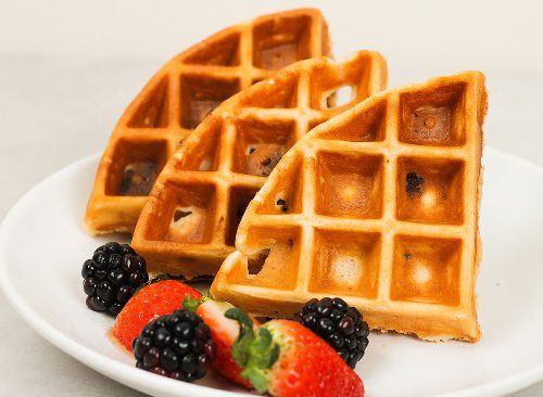 Here's How to Make Tasty Protein Waffles | Eat This Not That